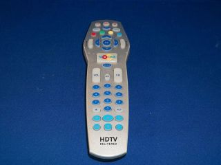 VOOM UR3 SAT CV01VE R10 HDTV Cable Box Remote Control