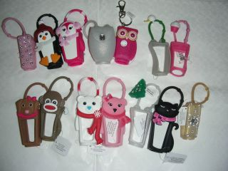 BATH AND BODY WORKS POCKETBAC HOLDER *YOU CHOOSE* ANIMAL FIGURAL