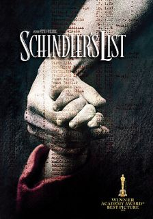 Newly listed G, 025192115226, Schindlers List (Full Screen Edition
