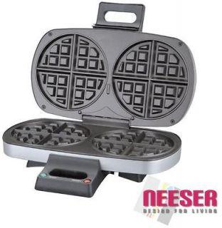 NEW & SEALED KRUPS Waffle Maker Panini Griller Toast Bake Belgium