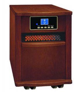 Howard Berger CZ2011W Comfort Zone Deluxe Infrared Quartz Heater