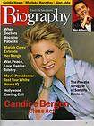 CANDICE BERGEN Biography 2/00 MARISKA HARGITAY MARIAH CAREY