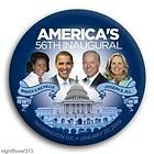President Barack Obama Biden Photo Political Pinback Button ~ 56th