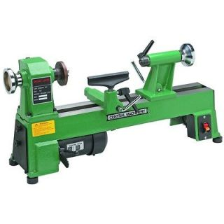 NEW* 5 SPEED BENCH TOP 1/2HP MOTOR 10 X 18 MINI WOOD LATHE @LOOK