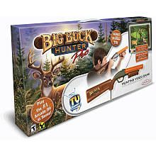 Big Buck Hunter Pro (TV game systems, 2009)