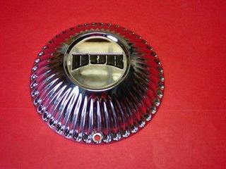 CENTER CAP FOR DUB BELLAGIO SPINNERS FLOATERS CHROME MHT WHEELS
