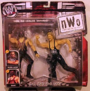 wwe twins action figures