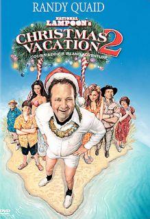 LAMPOONS CHRISTMAS VACATION 2 COUSIN EDDIES BIG ISLAND ADVENTURE DVD