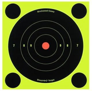 Birchwood Casey Targets Shoot N C Self Adhesive Targets 12 Sheet 6