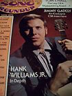 Hank Williams Country Hit Parade Song Book 1950s