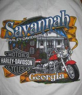Davidson Mens Tank Top Size 2XL 2004 Bike Week Daytona HD of Savannah