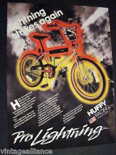 huffy bmx bikes
