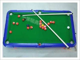 New childrens pool table toys large table tennis Billiards Toys