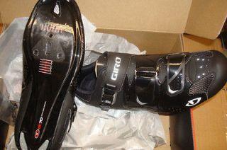 tm road racing cycling bike bicycle SPDR shoe 43 9.5 new black