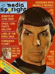 Media Spotlight #4 Star Trek/Nichelle Nichols/Six Million Dollar Man