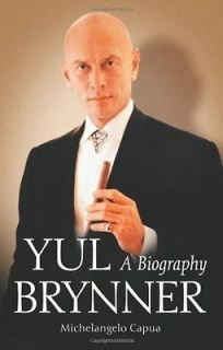 Yul Brynner A Biography Book  Michelangelo Capua NEW PB 0786424613
