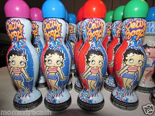 LOT OF 4 BETTY BOOP RED WHITE & BOOP BINGO DAUBER DABBER MARKERS NEW