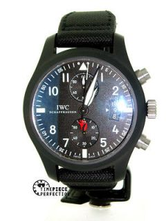 IWC Pilots Top Gun Ceramic 3880 01 46mm