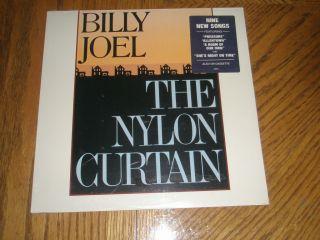 BILLY JOEL / THE NYLON CURTAIN ~ COL QC 38200 1982 MINT NEW Album