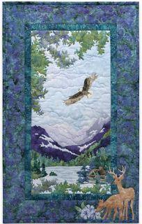 McKenna Ryan Quilt Pattern Naturally McKenna Eagle His Highness DIY