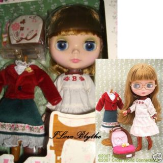 Takara 12 Neo Blythe doll (Tailor Gibson) NRFB SALE