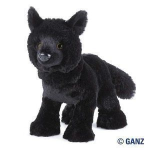 Newly listed NEW Webkinz Black Wolf Plush HM700 NWT