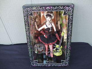 Hard Rock Cafe Barbie Gold Label 2008 NRFB MIB