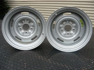 1969 1970 Corvette rally wheels LT1 ZR1 L88 NCRS LS5 Bloomington