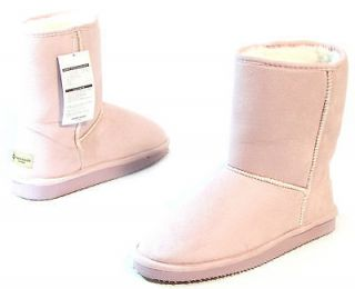 ab Warm Women FUR Suede Winter Boots Shoes for Girls Cheap Color Pinks