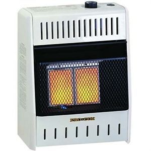 Procom MD2TPA Dual Natural/Propan e Gas Vent Free Heater