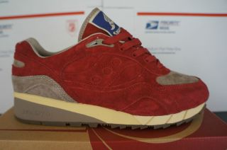 Saucony Shadow 6000 Elite x Bodega 9.5 US 8.5 UK 43 EU 5000 Vintage