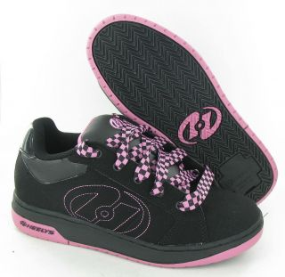 Heelys Bliss 2 Skate Shoe Black Womens size 7 M New $60