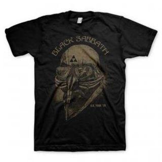 Sabbath U.S. Tour T Shirt as on Robert Downey Jr. in Avengers Movie