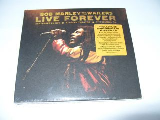 Bob Marley Live Forever (The Stanley Theatre, Pittsburgh PA, 23/09/80