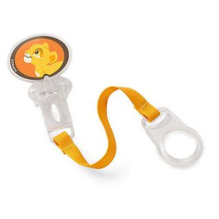 Born Free Disney Pacifier Holder   Lion King (Style May Vary)
