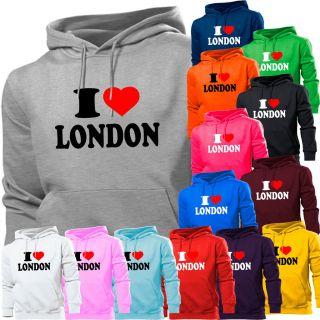 LONDON CITY HOODIE HOODY MENS WOMEN BOYS GIRLS KIDS TOWN ENGLAND NEW