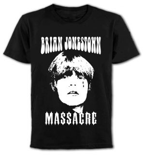 Brian Jonestown Massacre T shirt, Brian Jones Image, All Sizes