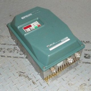 RELIANCE ELECTRIC 20HP VARIABLE SPEED AC MOTOR DRIVE 1SU42020