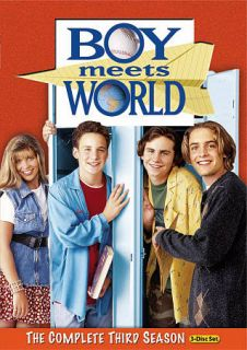 Boy Meets World   The Complete Third Season (DVD, 2010)