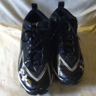 Under Armour Baseball Cleats Youth Size 3