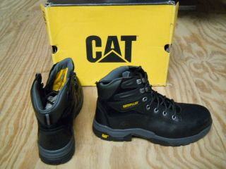 CAT   Caterpillar TECTONIC Steel Toe Boots P89831! NEW in box