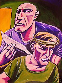 NOW PRINT poster vietnam war martin sheen marlon brando ghurka knife
