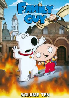 Newly listed Family Guy, Vol. 10 (DVD, 2012, 3 Disc Set)