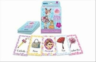 FANCY NANCY PACKING FOR PARIS CARD GAME (BRIARPATCH)