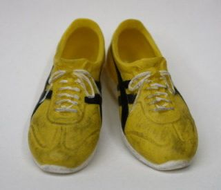 Bruce Lee 1/6 Game of Death Sneakers @ Enterbay Shoes Head Body