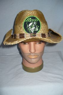POISON BRET MICHAELS Original Every Rose Has Its Thorn Concert Hat