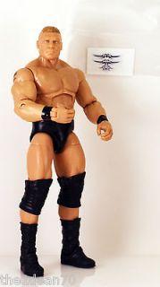 Flashback BROCK LESNAR trunk DECAL for mattel wwe wrestling*FIGURE NOT