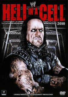 Newly listed WWE Hell in a Cell 2012 (DVD, 2012)