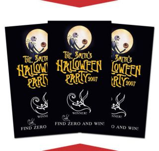 nightmare before christmas in Holidays, Cards & Party Supply