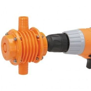 Drillmaster Heavy Duty Drill Powered Pump
